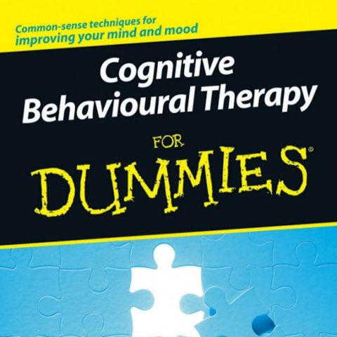 cognitive behavioral; therapy cover art